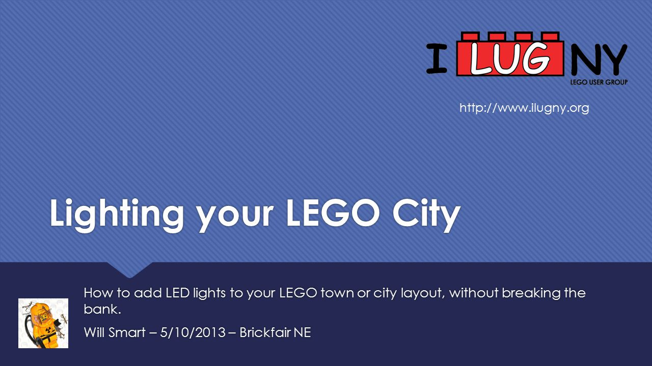 Lighting your LEGO City How to add LED lights to your LEGO town or city layout, without breaking the bank.