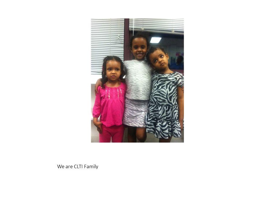 We are CLTI Family