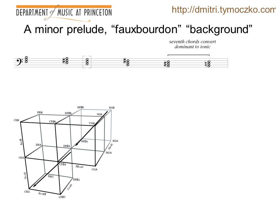 One continuous process! http://dmitri.tymoczko.com