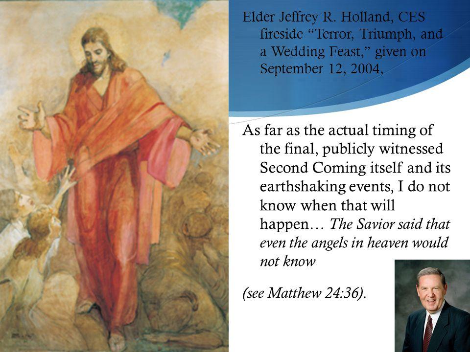 Elder Jeffrey R.