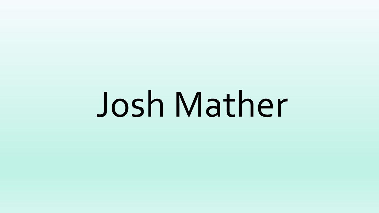 Josh Mather