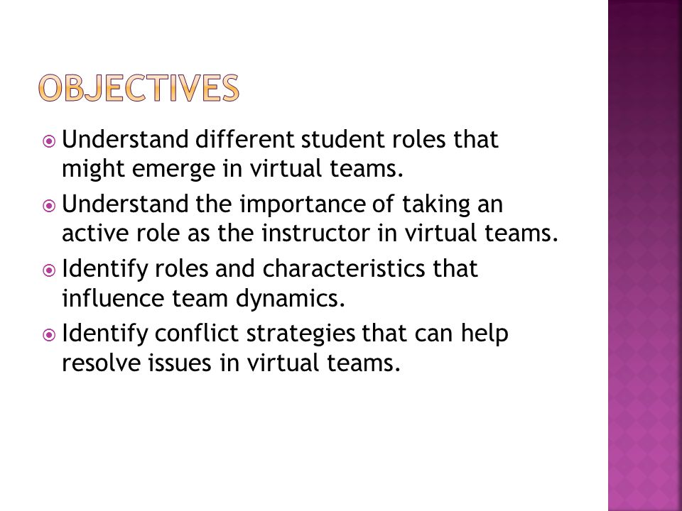  O'Leary and Cummings (2007 as cited in Dube & Robey, 2008) defined virtual teams as an interdependent group of people working towards a common goal while separated by geographic distance, time and/or location.
