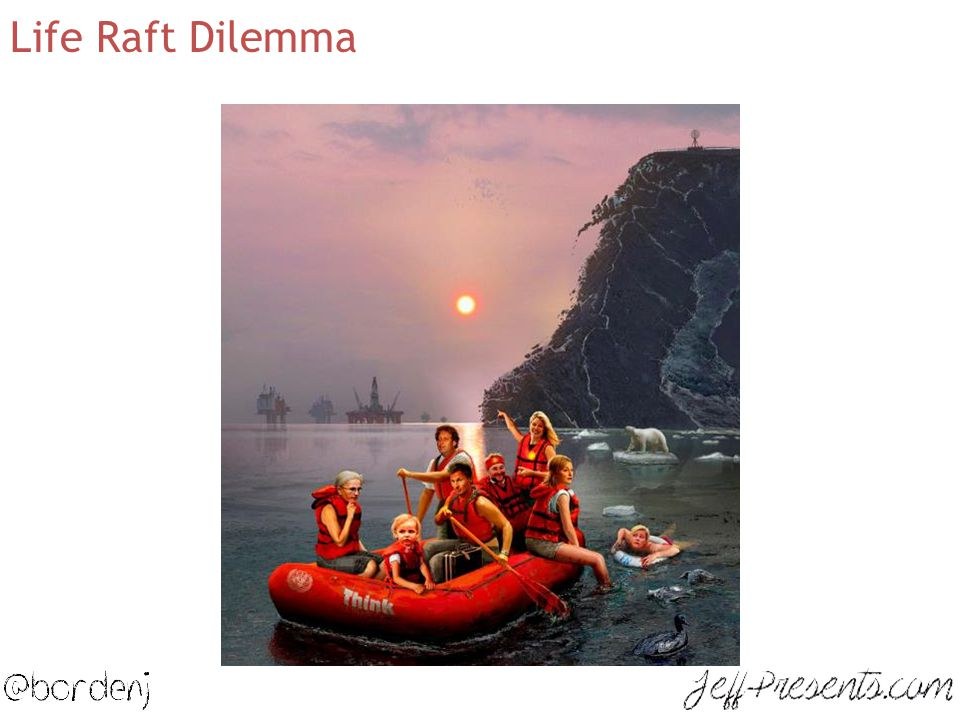 Life Raft Dilemma