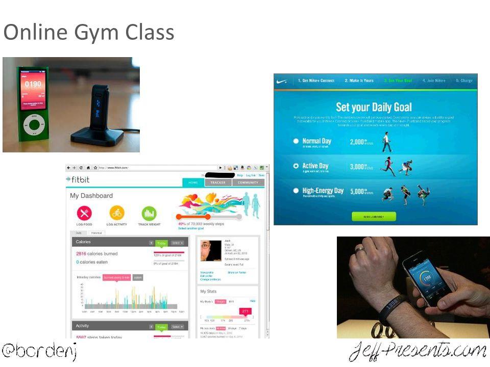 Online Gym Class