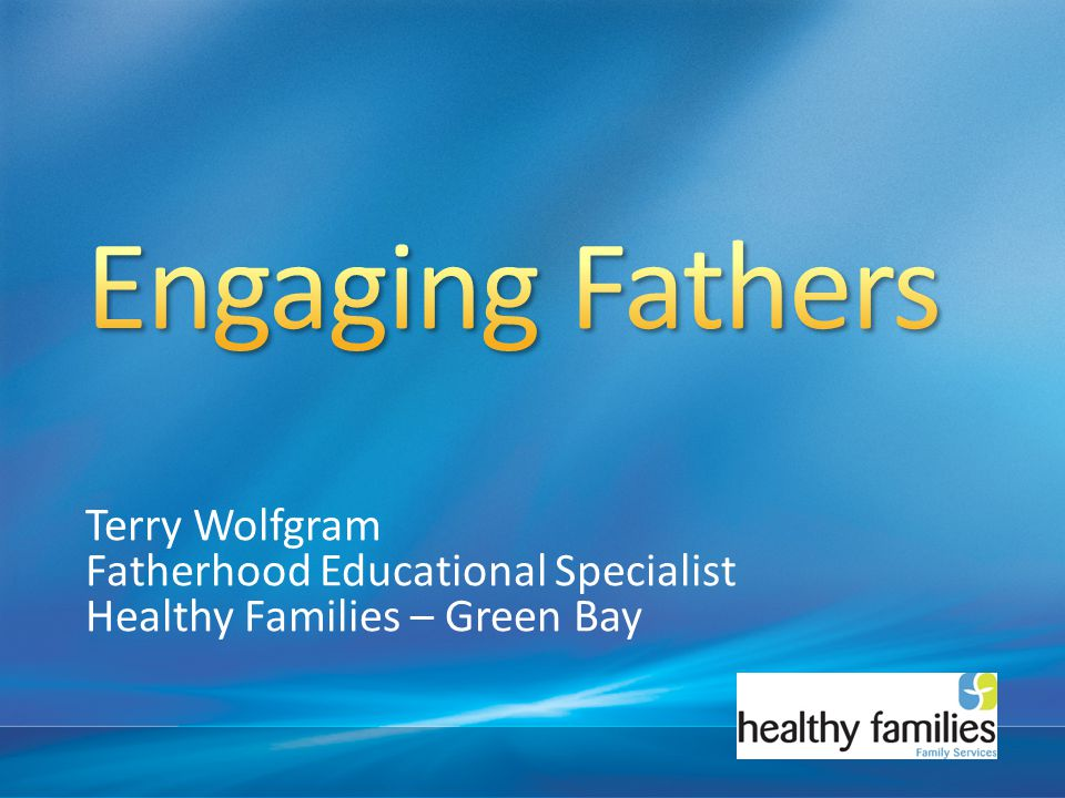 Promoting Fathers' Engagement With Children: Preventive Interventions for Low-Income Families …the single most powerful predictor of fathers' engagement with their children is the quality of the men's relationship with the child's mother, regardless of whether the couple is married, divorced, separated, or never married.