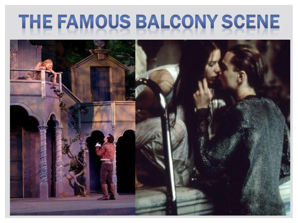 Juliet: Three words, dear Romeo, and good night indeed.