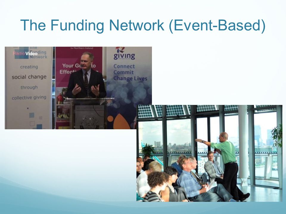 The Funding Network (Event-Based)