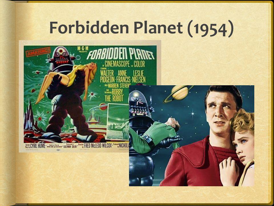 Forbidden Planet (1954)