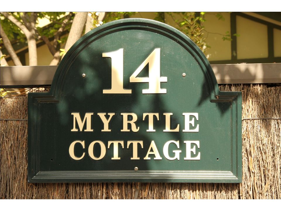 Findings Physical environment Emotional environment Myrtle cottage environment Findings