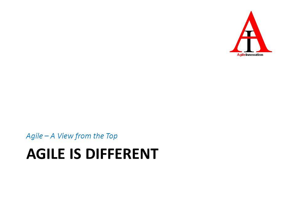 What is agile? Copyright © 2010 AgileInnovation