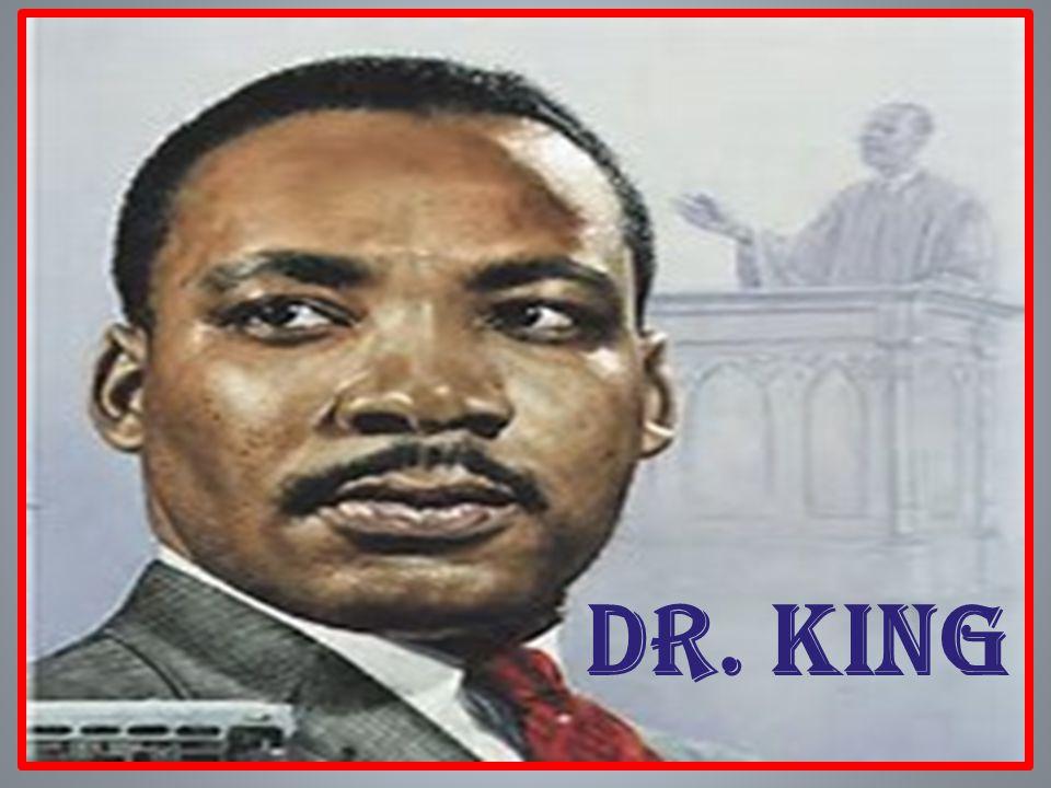 Martin Luther King Jr.Poem Let us dance, let us sing.