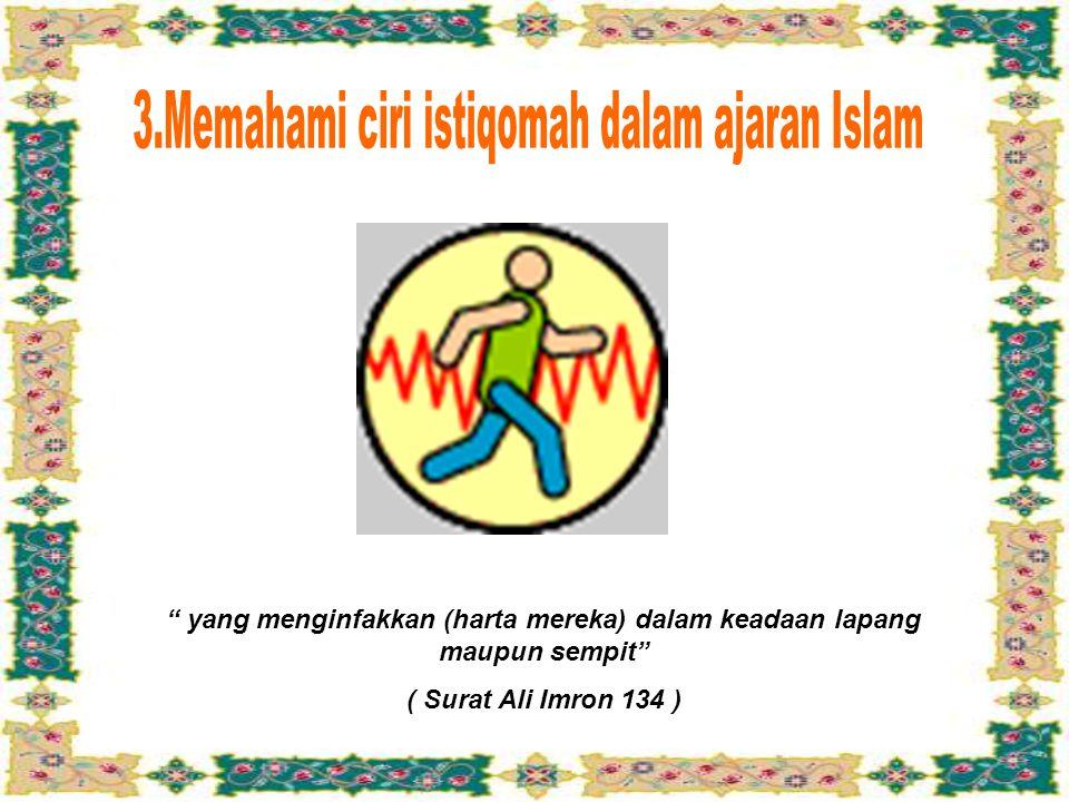 Ketika datang ajal mereka, maka tidak akan mampu mengakhirkan sesaatpun, dan tidak juga memajukannya ( Surat Al-Araf 34 )