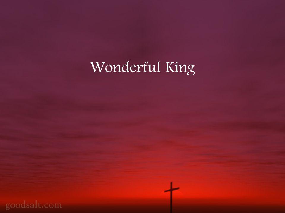 Wonderful King