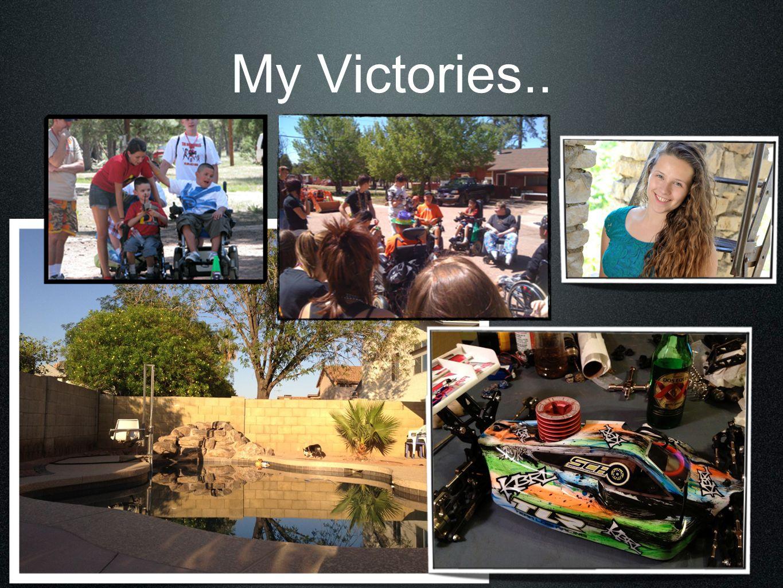 My Victories..