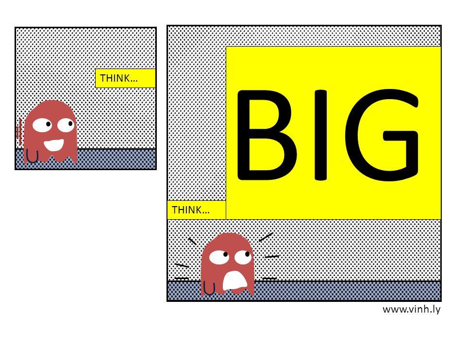 THINK… BIG www.vinh.ly