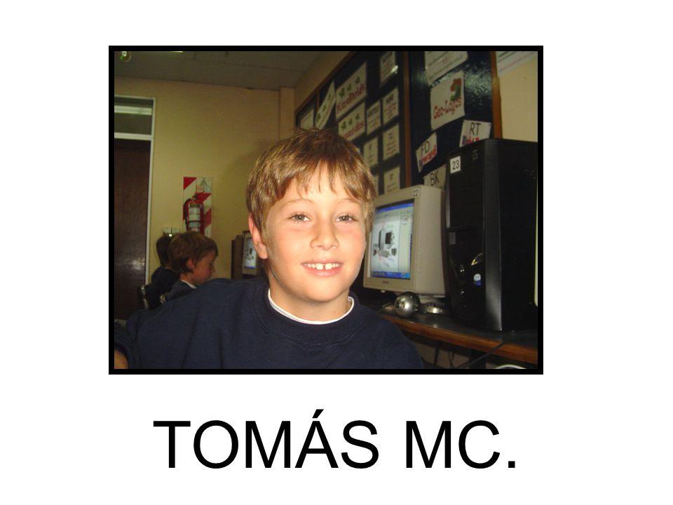 TOMÁS MC.