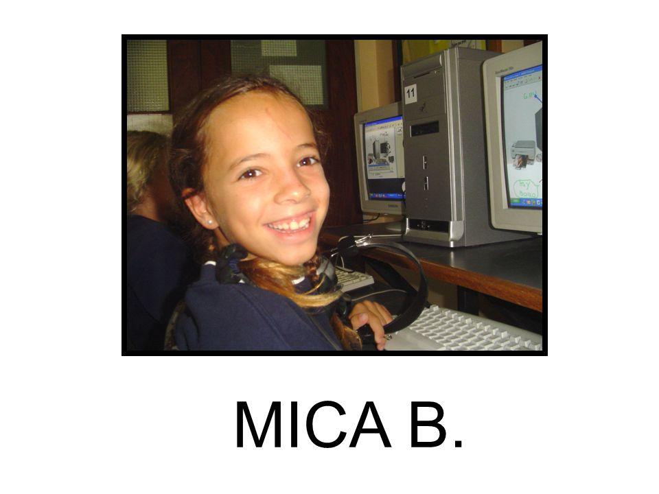 MICA B.
