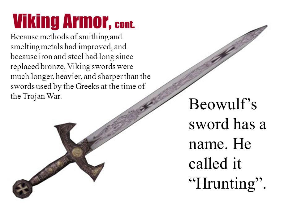 Viking Armor, cont.