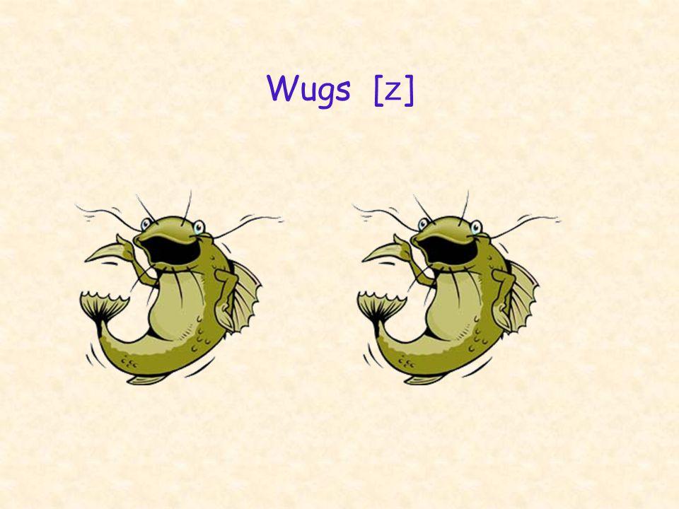 Wugs [ z ]