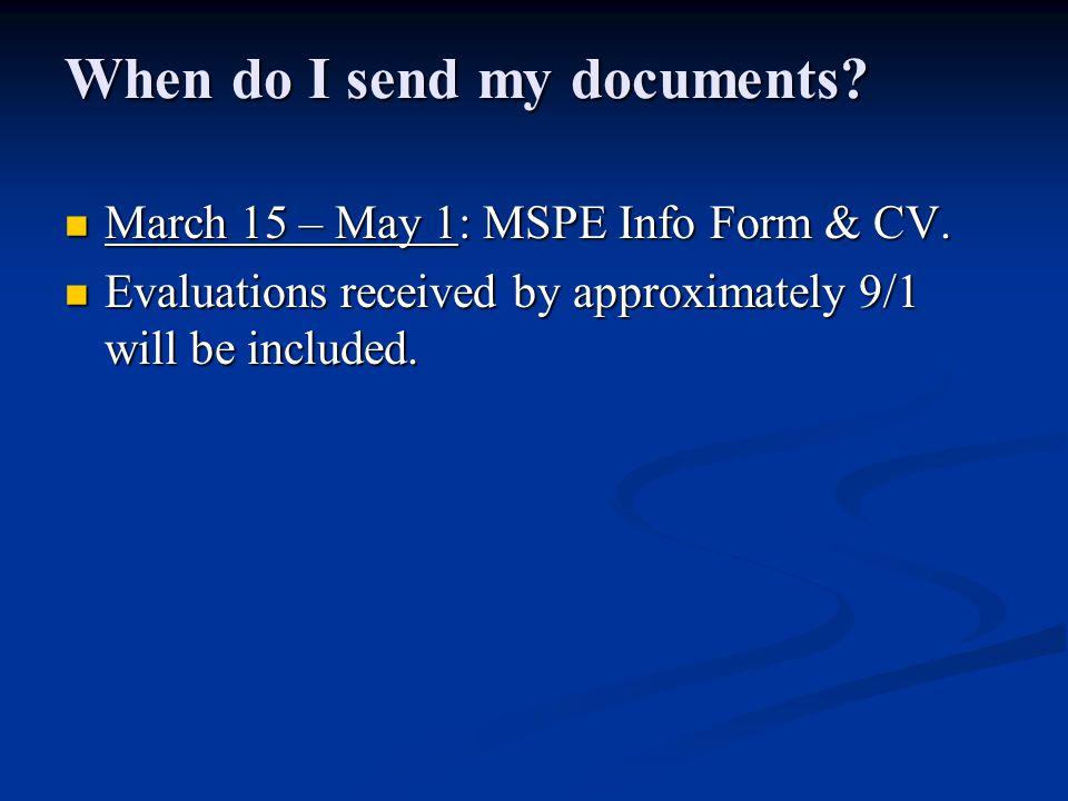 Will you send my transcript to ERAS.