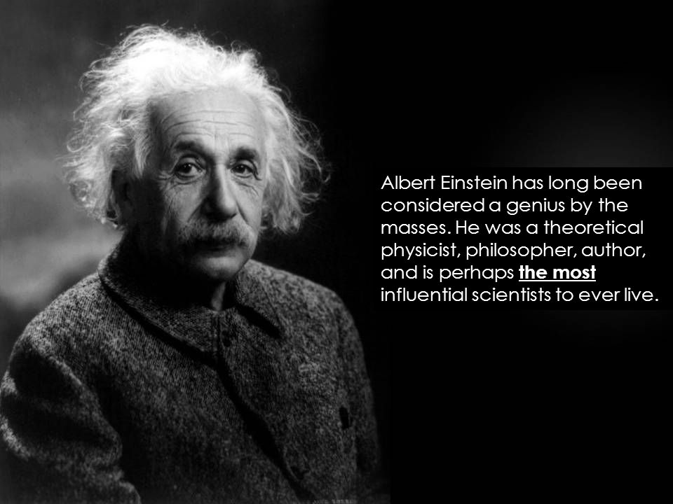 Einstein has made great contributions to the scientific world, including the theory of relativity, the founding of relativistic cosmology, the prediction of the deflection of light by gravity, the quantum theory of atomic motion in solids, the zero-point energy concept, and the quantum theory of a monatomic gas which predicted Bose–Einstein condensation, to name a few of his scientific contributions.