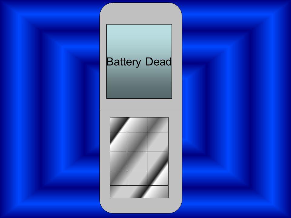 Battery Dead