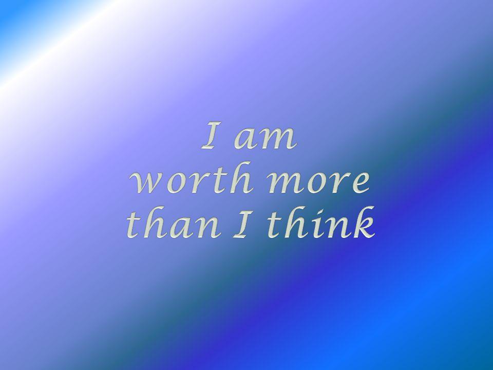 I amI amsmarter than I thinkthan I think