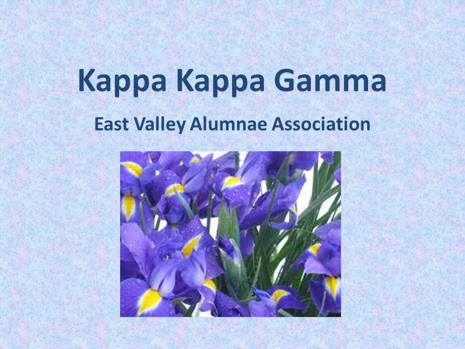 Kappa Kappa Gamma East Valley Alumnae Association