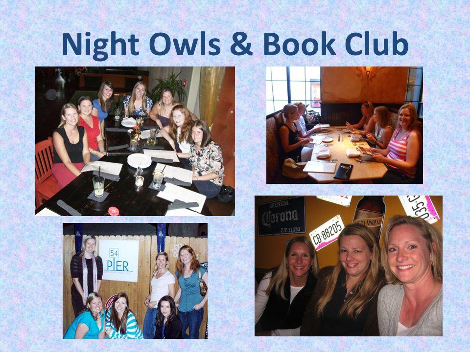 Night Owls & Book Club