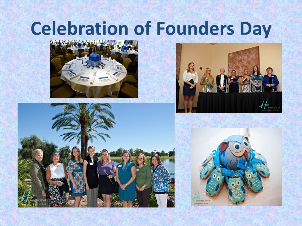 Celebration of Founders Day