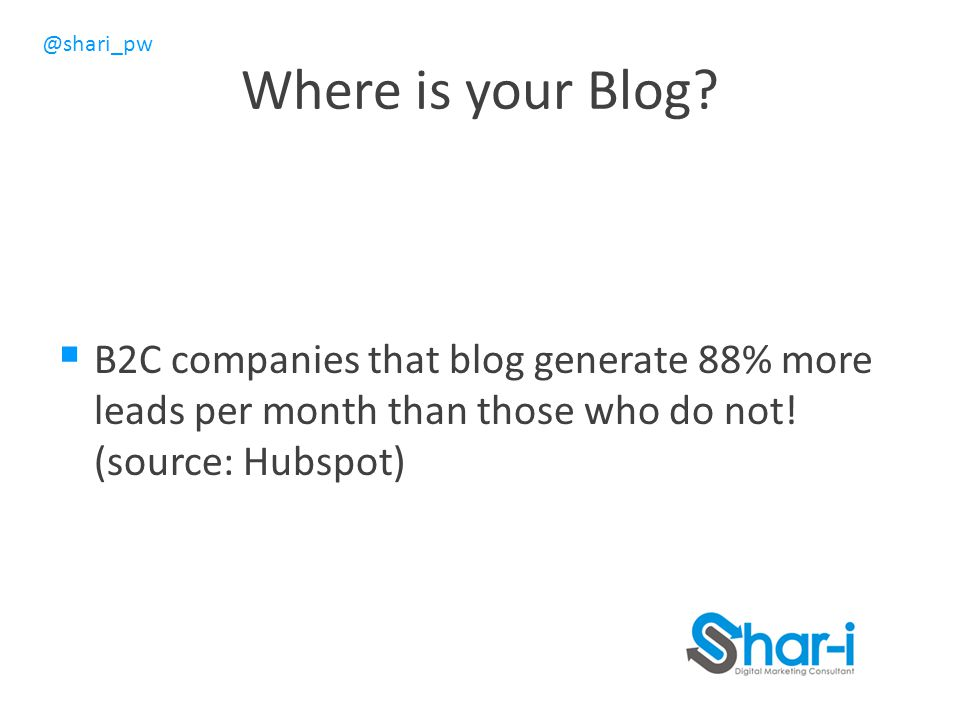 @shari_pw Where is your Blog.