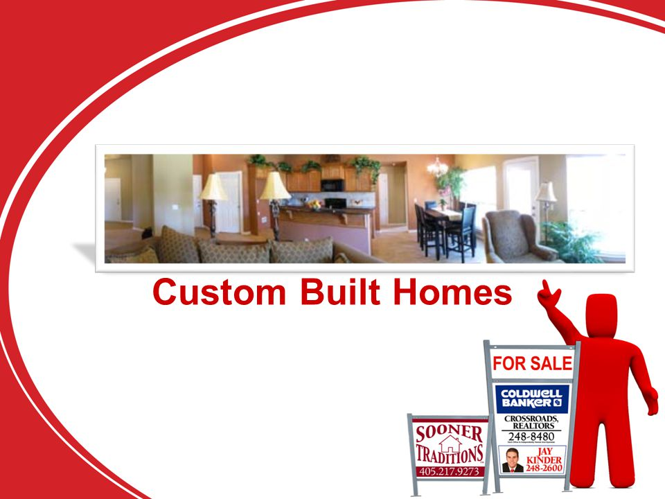 Custom Built Homes