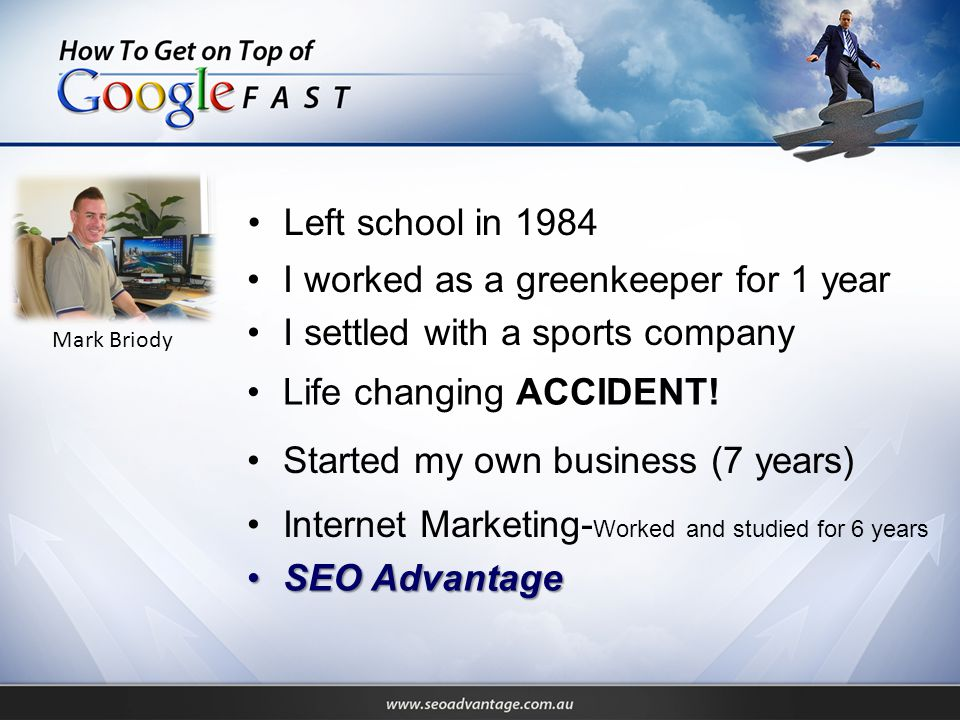What is SEO Advantage.