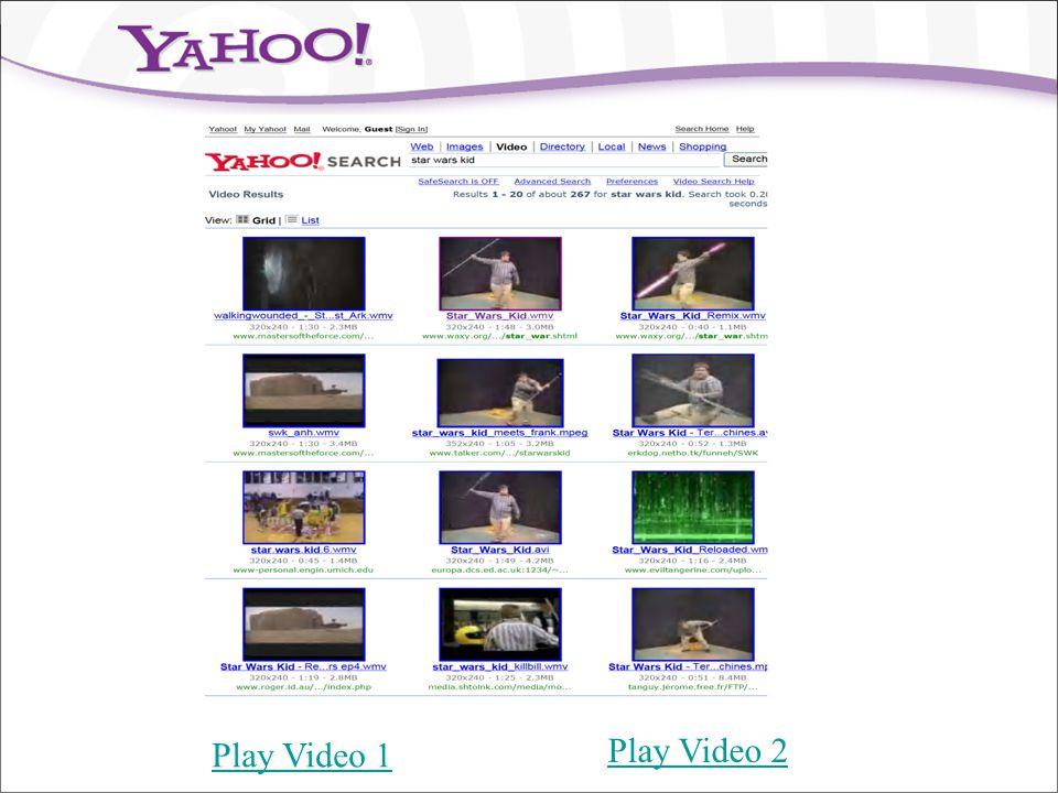 Play Video 1 Play Video 2