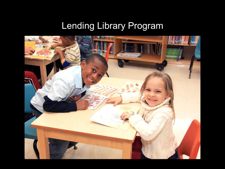 Lending Library Program