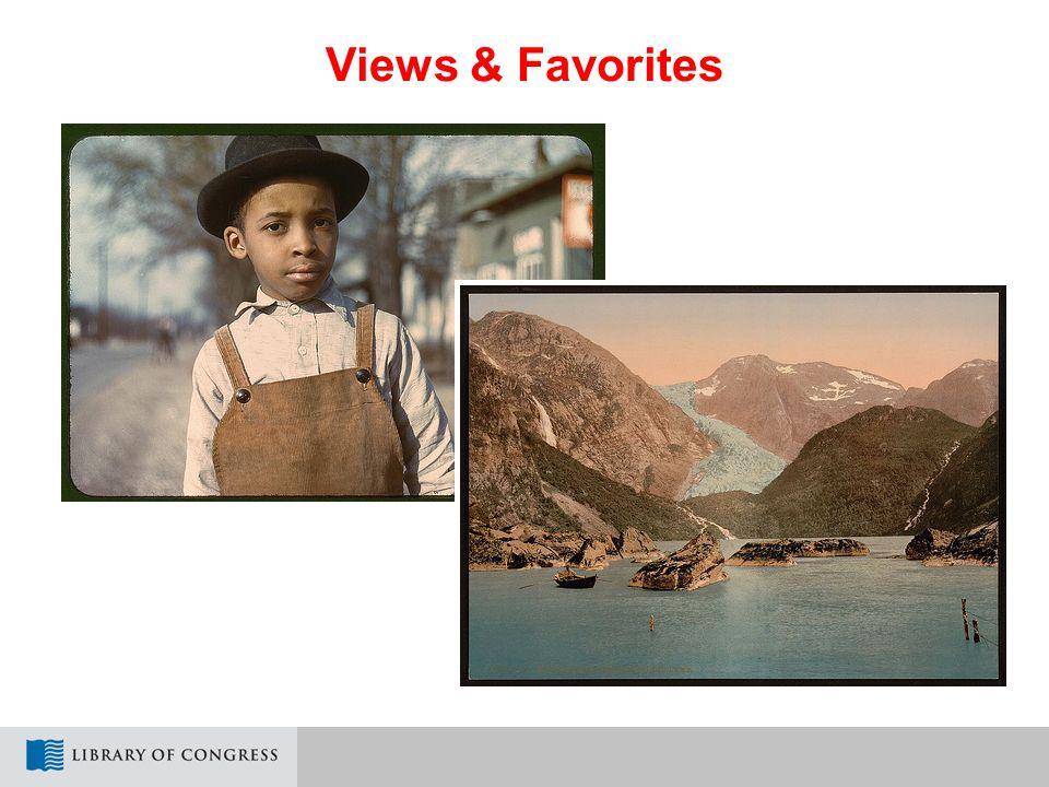 Views & Favorites