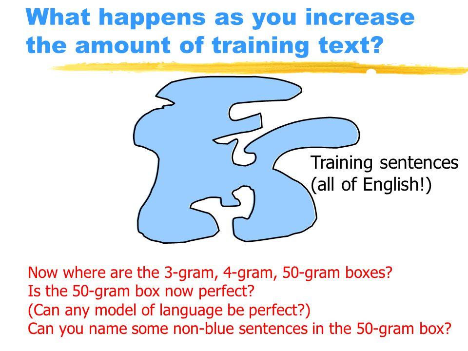 Are n-gram models enough.