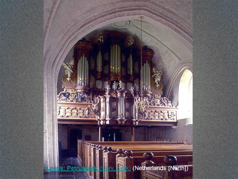 Zwolle: Sint-Michaëlskerk (Grote Kerk)Zwolle: Sint-Michaëlskerk (Grote Kerk) (Netherlands [North])