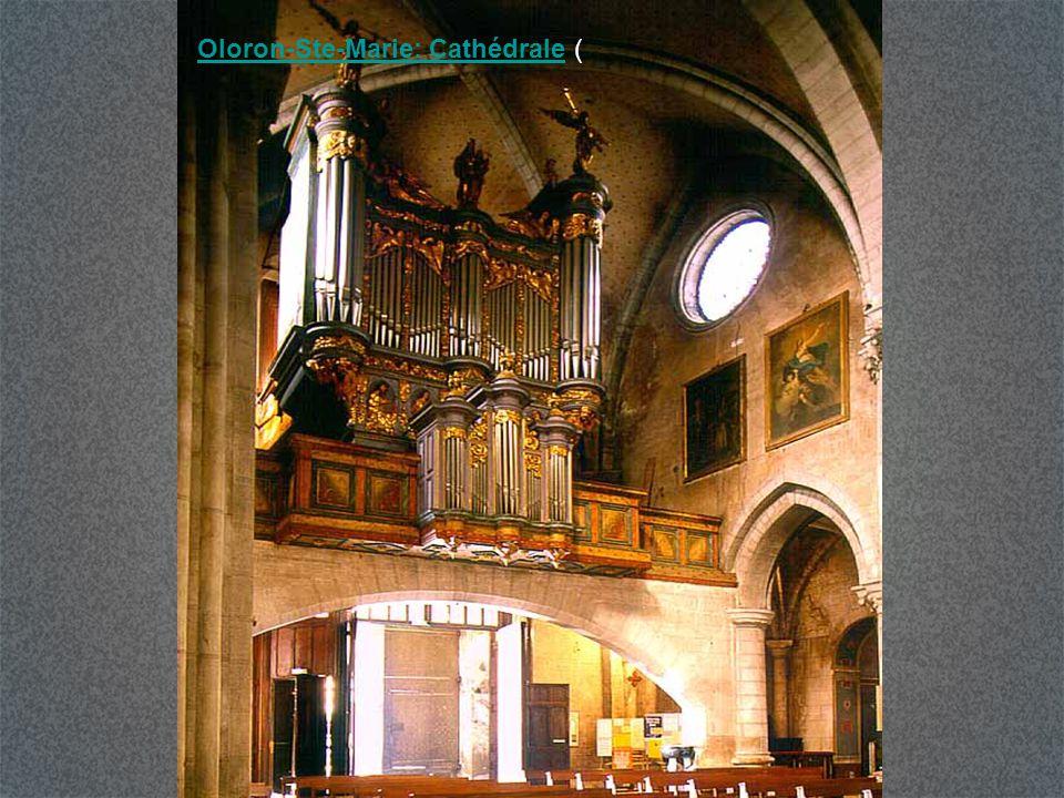 Moissac: Abbaye St-PierreMoissac: Abbaye St-Pierre (