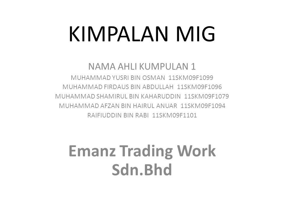 PENGENALAN Projek yang kami hasilkan ialah kimpalan MIG (Metel Innrrt Gas Welding) ataupun Kimpalan Logam Gas Lengai.
