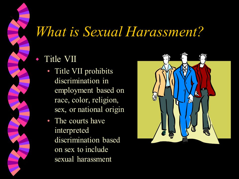 Final thoughts The employer does not have an obligation to investigate a report of sexual harassment if the employer learns of the harassment from someone other than the victim (hearsay evidence) and the victim does not want any action taken - False