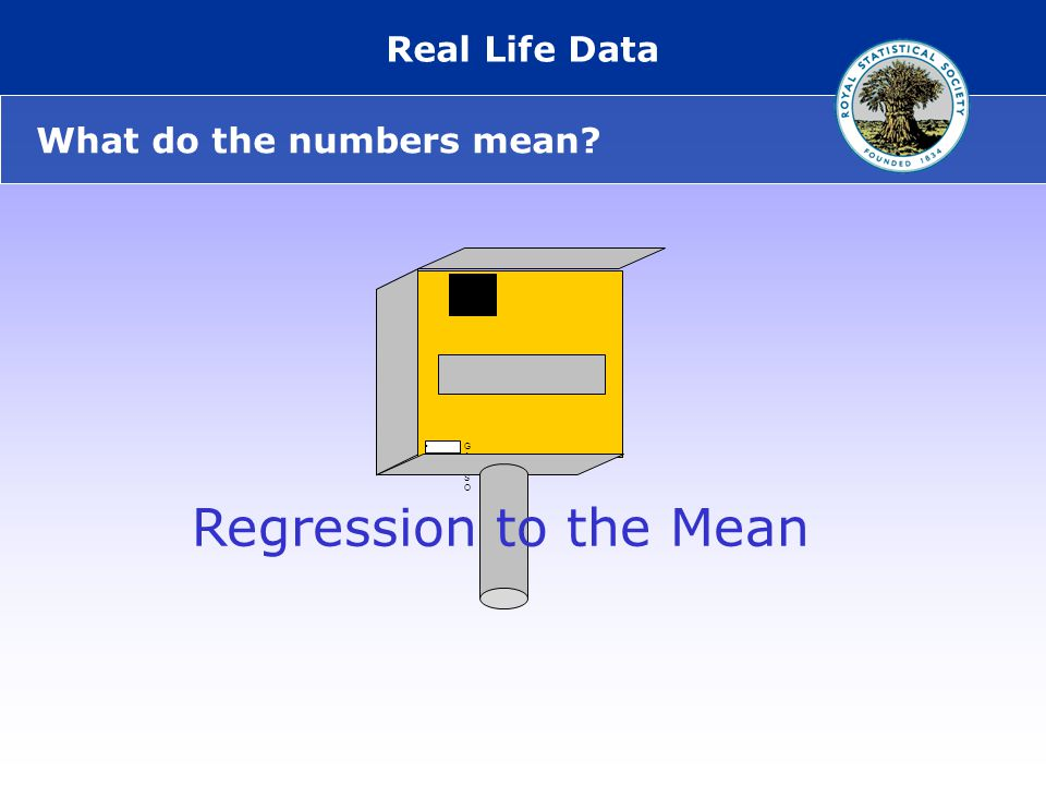 Real Life Data How Many.