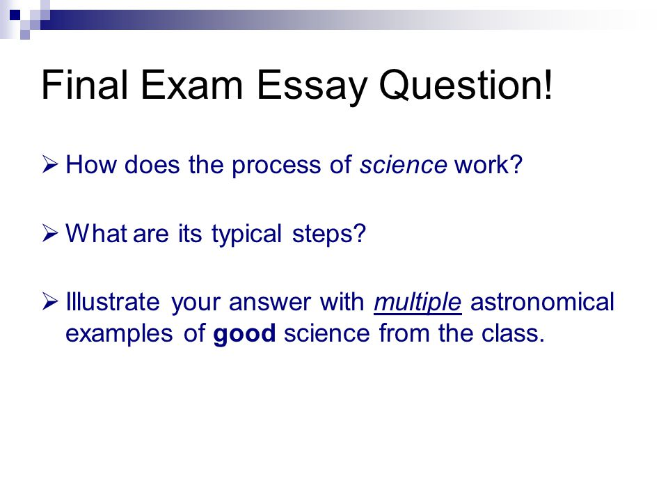 Essay On Astronomy