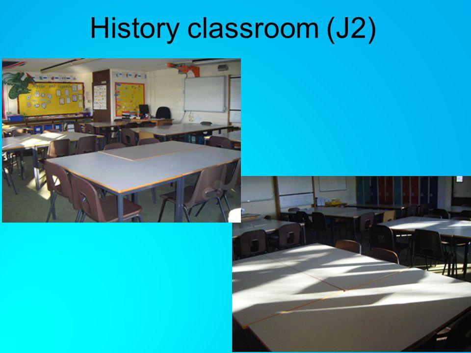 History classroom (J2)