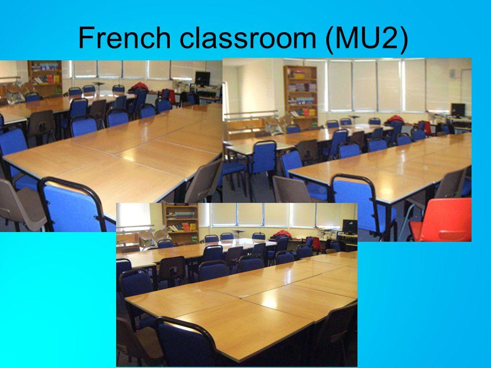 French classroom (MU2)