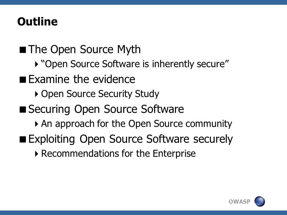 OWASP Vulnerability Trend DerbyGeronimo HibernateHipergate