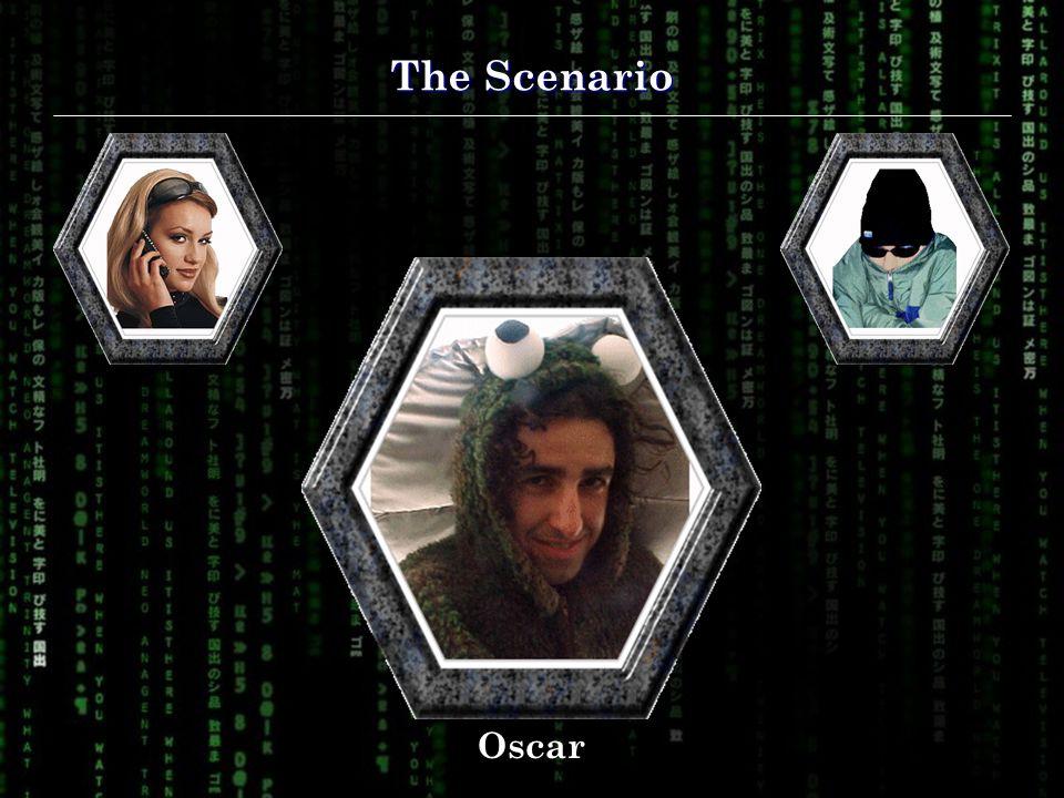 The Scenario Oscar