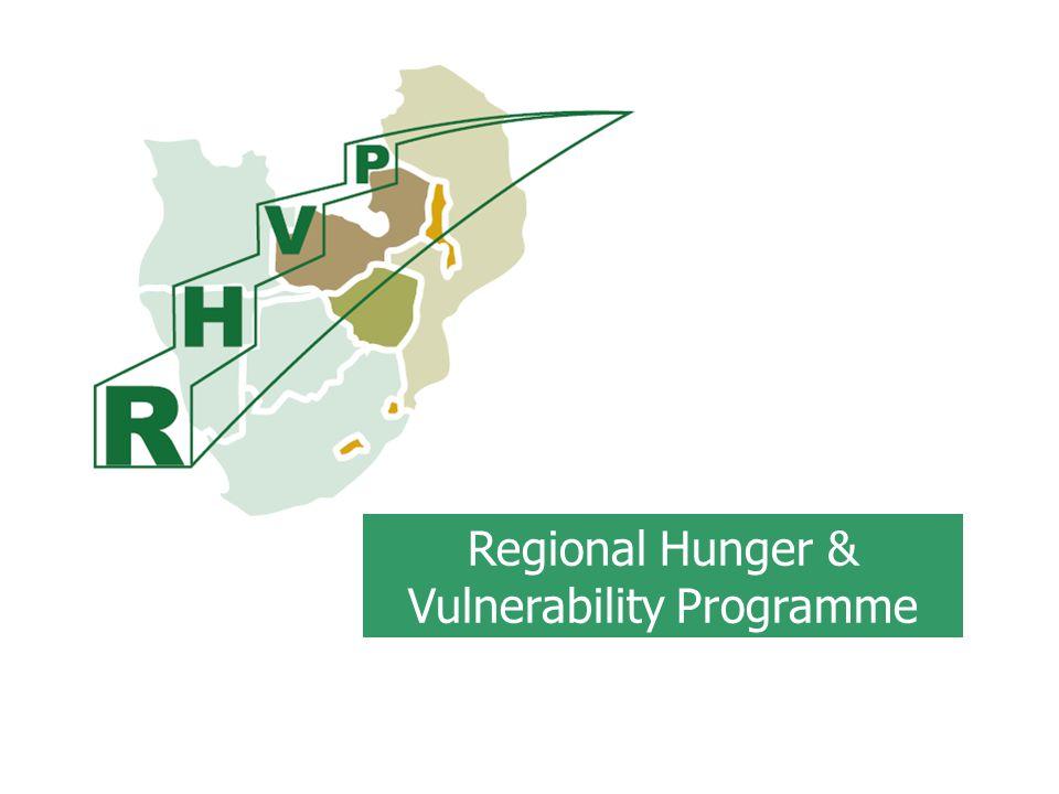 Regional Hunger & Vulnerability Programme