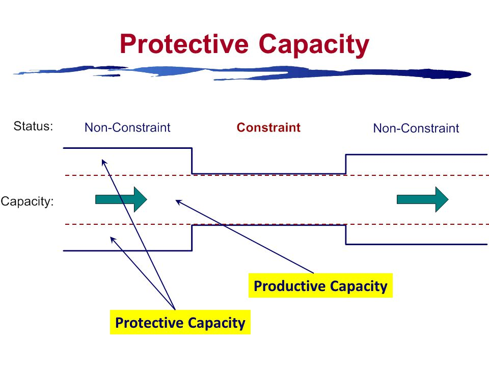 Protective Capacity…where is yours.What do we have to know first.