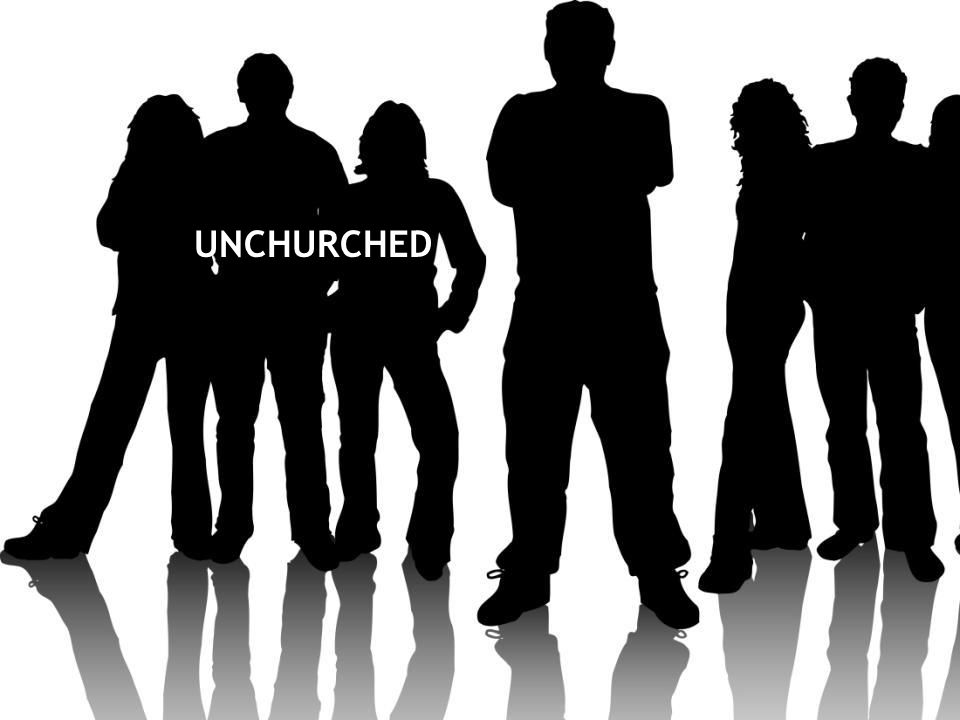 UNCHURCHED